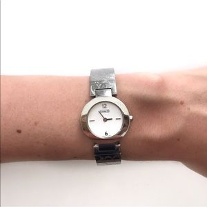 Coach Signature Logo Watch